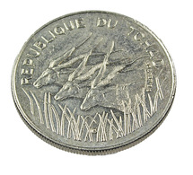 100 Francs - Tchad - 1988 - Sup - - Chad