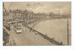 Liège Quai De La Batte Tram 5 - Liege