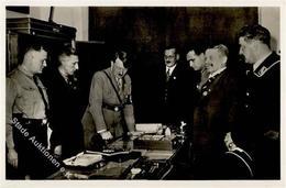 Hitler München (8000) Eröffnung Des Parteimuseum WK II PH  Foto AK I-II - Weltkrieg 1939-45
