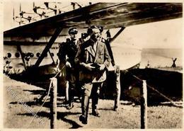 Hitler WK II Dornier Do X Foto AK I-II (fleckig) - Weltkrieg 1939-45