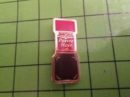 310b Pin's Pins / Beau Et Rare : Thème ALIMENTATION / FLACON DE POIVRE NOIR AMORA - Lebensmittel