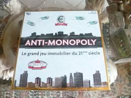 JEU DE SOCIETE ANTI MONOPOLY - Jeux De Société