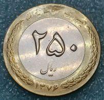 Iran 250 Rials, 1376 (1997) - Iran