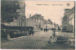 Calfort (Puurs) - Zicht In 't Dorp 1921 (Geanimeerd) - Puurs