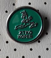 Athletic Cross Running, Jogging ZTKO Koper Slovenia Pin - Athletics
