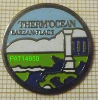 BARZAN PLAGE  THERM'OCEAN  THERME THALASSO Dpt 17 CHARENTE MARITIME - Städte
