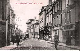 51 Chalons Sur Marne Rue De Vaux - Châlons-sur-Marne