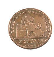 2 Centimes - Belgique - 1902 - Cuivre - TB+ - - 1865-1909: Leopold II