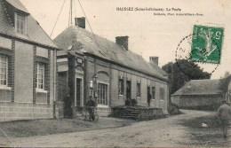 76 HAUSSEZ  La Poste - France