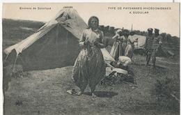 Tziganes Roms Gypsy  Dudular Macedonia ELD - Europa
