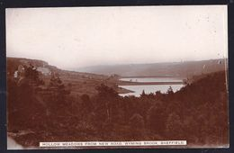 VINTAGE OLD PHOTO CARD ** HOLLOW MEADOWS FROM NEW ROAD - WYMING BROOK - SHEFFIELD ** - Sheffield