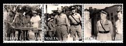Malta 2018 Mih. 2014/16 World War II. Operation Husky MNH ** - Malta