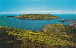 Postcard  The Calf Of Man From Spanish Head IOM  Isle Of Man My Ref  B12400 - Isle Of Man