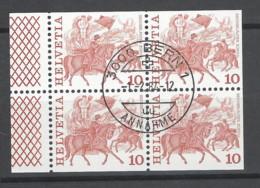 Svizzera - 1977 - Usato/used - H-Blatt 146 - Svizzera