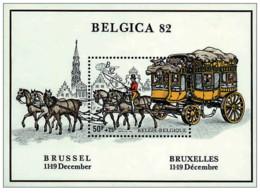 Belgio - 1982 - Nuovo/new MNH - BELGICA - Mi Block 53 - Feuillets