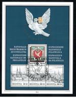 Svizzera - 1995 - Usato/used - Stamp Exhibition - Mi Block 27 - Blocchi & Foglietti
