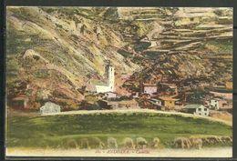 """ANDORRA.-16."""" CANILLO. TARJETA POSTAL LA MARAVILLA  Seo De  Urgel(P.6) - Andorra"""