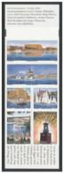 Svezia - 1998 - Nuovo/new MNH - Stoccolma - Booklet - Mi N. 2050/55 MH 240 - 1981-..