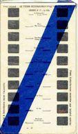 STEREOCARTE LESTRADE. 10 Vues Kodachrome - LOURDES. 11.  1950/58. - Diapositives