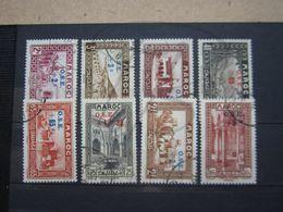 VEND BEAUX TIMBRES DU MAROC N° 153 - 160 !!! - Maroc (1891-1956)