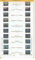 STEREOCARTE LESTRADE. 10 Vues Kodachrome - MOSCOU. 1.  1950/51 - Diapositives