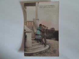 Carte Postale   Couples - Filosofia & Pensatori