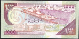 SOMALIA P37b 1000 SHILLINGS 1996 UNC. - Somalie