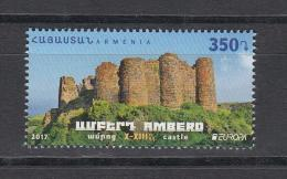 Armenia Armenien 2017 Mi.1015 Europe CEPT 2017 Castles - Armenien