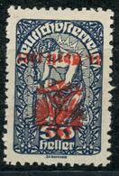 Tirol Nr. 271 Aufdruck Kopfstehend - 1918-1945 1st Republic