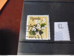 OUGANDA TIMBRE  YVERT N°82 - Ouganda (1962-...)