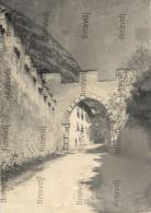 MEZZOLOMBARDO (Trento) - Arco Della Porta - Trento