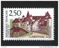 France 2705 Neuf ** (Carennac)  - Cote 1,60€ - France