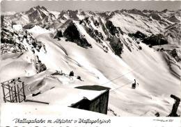 Vallugabahn Mit Abfahrt V. Walfagehrjoch (221) * 1963 - St. Anton Am Arlberg