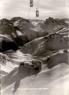 Vallugabahn - Gipfelbahn Gegen Patteriol (6374) * 1963 - St. Anton Am Arlberg