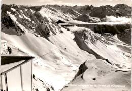 Station Vallugagrat Mit St. Christof Und Ferwallgruppe (4230) - St. Anton Am Arlberg