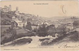 Le Cantal Illustré Vue Générale De Laroquebrou - France