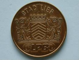 75 ZIMMERS 1988 - LIERSE PERSBOND LPB - STAD LIER ( For Grade And Details, Please See Photo ) ! - Tokens Of Communes