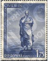 Ref. 167708 * MNH * - ROMANIA. 1957. BIMILLENARIO DEL NACIMIENTO DE OVIDE POETA LATIN - 1948-.... Republics