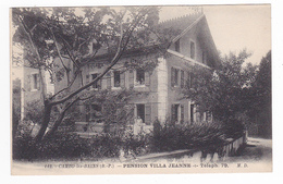 64 Cambo Les Bains N°442 Pension Villa Jeanne Téléph 79 - Cambo-les-Bains