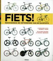 Fiets - Geschiedenis En Ontwerpers Van De Racefiets - Boeken, Tijdschriften, Stripverhalen