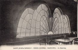 SAINT  JEAN D'ANGELY   -  Eden Cinema  - Le Dancing - Saint-Jean-d'Angely