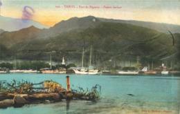 Polynésie Française - Océanie - Tahiti - Port De Papeete - Polynésie Française