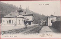 Trooz Gare De Station 1906 (En Très Bon Etat) (In Zeer Goede Staat) - Trooz