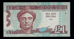 """""""1 Pd."""" ZYPERN (promotional Note), Entwurf?, RRRR, UNC, Ca. 125 X 66 Mm, Essay, With Serial No. - Cyprus"""