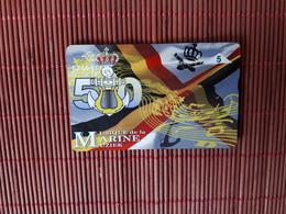 P 533 Musique De La Marine 703L (Mint,Neuve) Rare - Without Chip