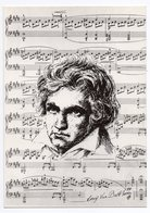 CPM - DELTA PRODUCTIONS - CP356 - LUDWIG VAN BEETHOVEN - Singers & Musicians