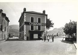 Berobie Pyrénnées Atlantiques Route De Biriatou Pont International CAFE De La Frontière - Béhobie