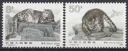 CHINA 2311-2312,unused - Roofkatten
