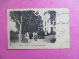 CPA 54 NANCY ENTREE DE LA CURE D'AIR SAINT ANTOINE - Nancy