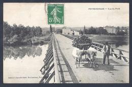 40 PEYREHORADE Vue Du Pont - Peyrehorade